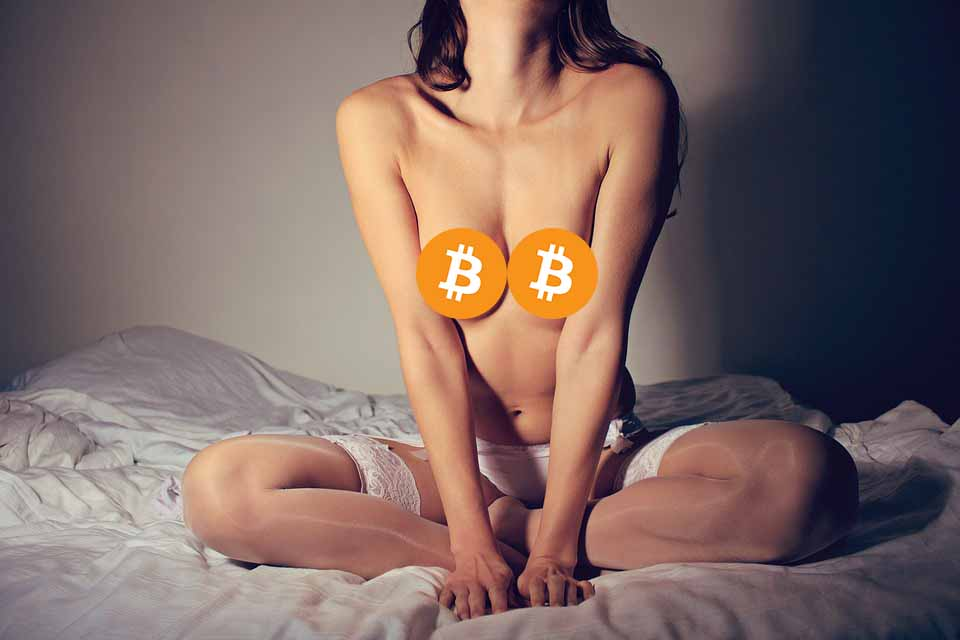 Comment le bitcoin va transformer l'industrie du sexe